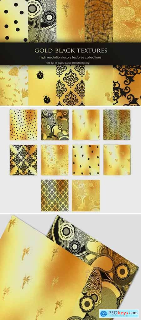 Gold Textures 2013795