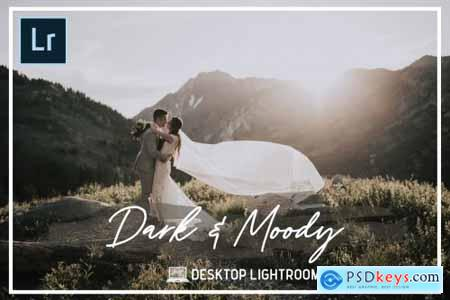 Desktop Presets Dark & Moody 4280326