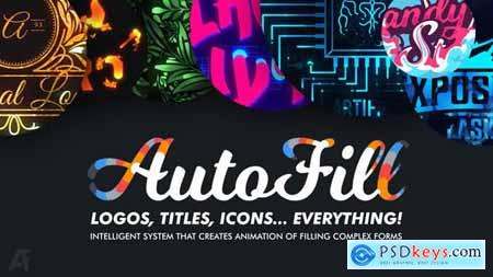 Videohive AutoFill - Automatically Animate Titles, Logo Reveals, Animate Icons 25015480 Free
