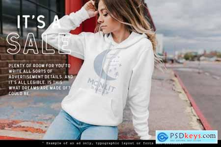 Bella Canvas Sweatshirt Mockup 3719 4271856