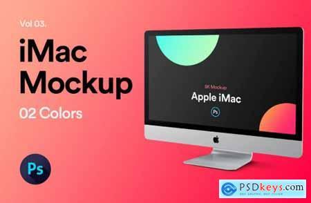 iMac 2019 Mockup 03