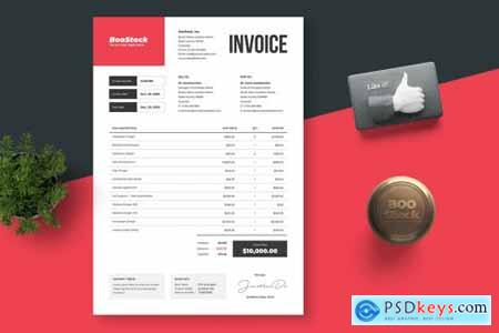 Invoice Template659