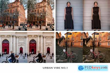 Urban Lightroom Mobile Presets 4241893