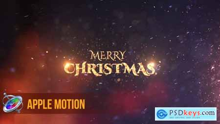 Videohive Christmas Wishes Apple Motion 19139820