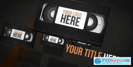 VideoHive VHS OPENER PACK 140892