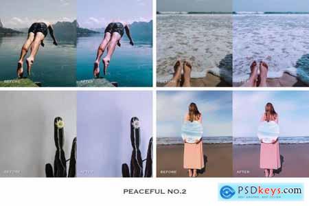 Peaceful Lightroom Presets Mobile 4241897