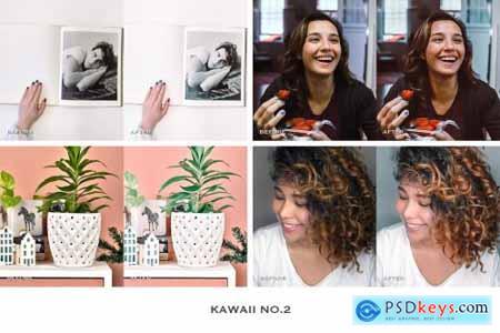 Kawaii Lightroom Presets Instagram 4241904