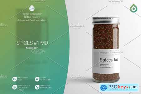 Spices MD Mock-Up #1 [V2.0] 4225770