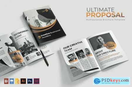 SUARA Fashion Company Profile Brochure