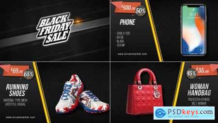 Videohive Black Friday Sale 22880531