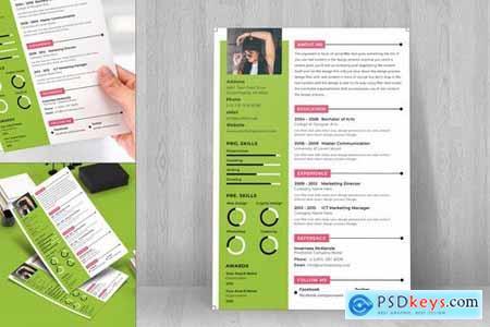 Resume CV Template-47