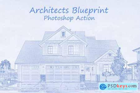 Architects Blueprint - PS Action 4113879