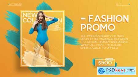 Videohive Fashion Promo II 19472289