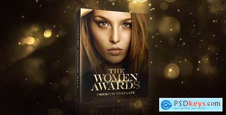 Videohive Women Awards Package 2 17466584
