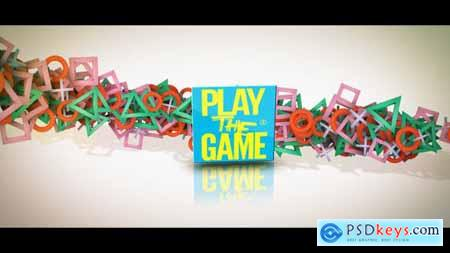 Videohive Play The Game Logo 5784589