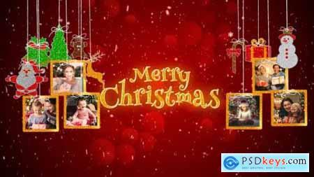 Videohive Christmas Greetings 18927277