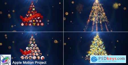 Videohive Christmas Intro Apple Motion 20895563