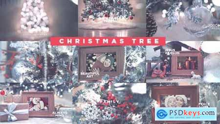 Videohive Christmas Tree 19106185
