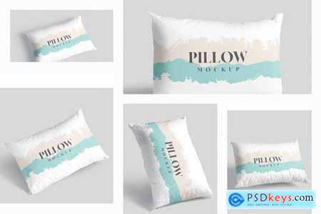 Pillow Mockup Set - Rectangle