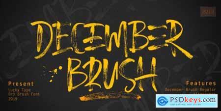 December Brush