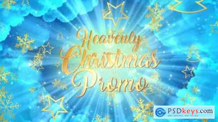 Videohive Heavenly Christmas Promo 21033844