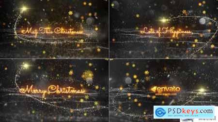 Videohive Christmas Apple Motion 22864988