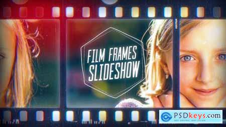 Videohive Film Frames Slideshow 25083527