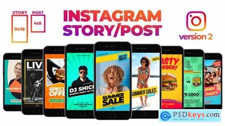 Videohive Fresh Instagram Stories V.2 24259724