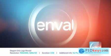 Videohive Elegant Orb Logo Reveal V2 237341