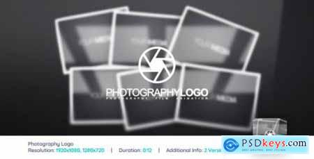 Videohive Photography Logo Reveal V2 3037074