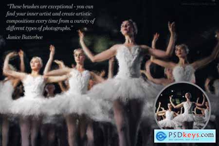 Instapressionist Photoshop Brushes 4236104