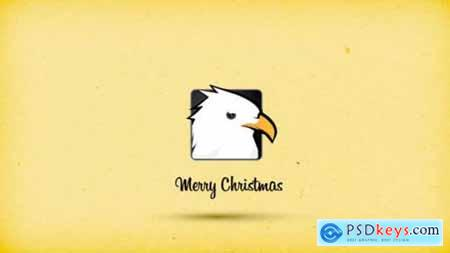 Videohive Christmas Elements Logo 6075736