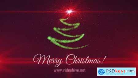 Videohive Christmas Tree Logo 6201154