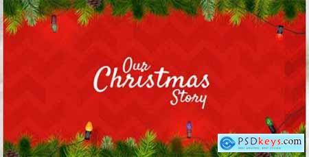 Videohive Our Christmas Story 6146073