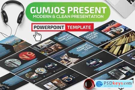 Gumjos Powerpoint, Keynote and Google Slides Templates