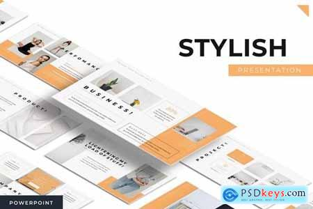 Stylish Powerpoint, Keynote and Google Slides Templates