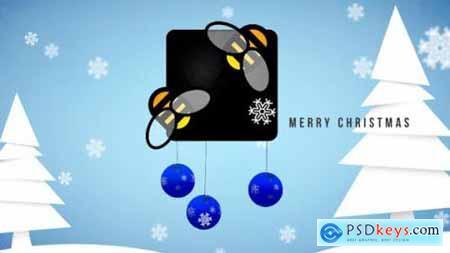 Videohive Christmas Logo 3376991