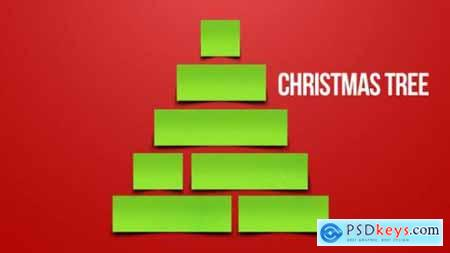 Videohive Christmas Tree 3453955