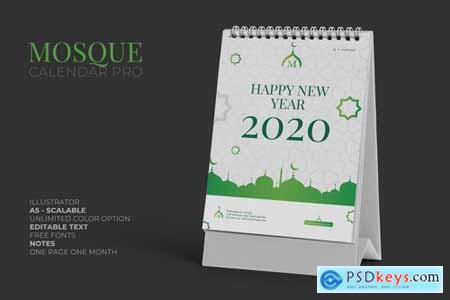2020 Islamic Calendar Pro