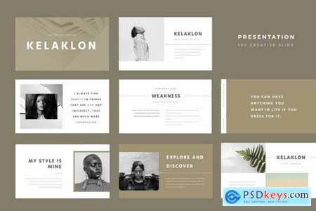 Kelaklon - Powerpoint Google Slides and Keynote Templates