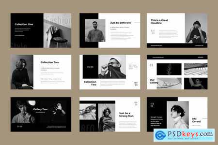 Irfo - Powerpoint Google Slides and Keynote Templates