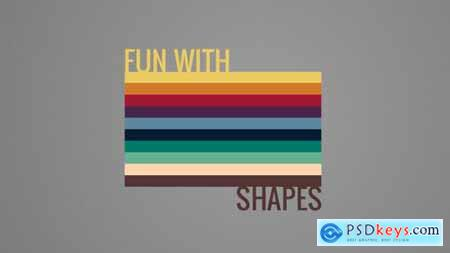 Videohive Fun With Shapes A Motion Design Pack 9365541
