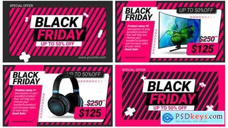 Videohive Black Friday Sale 25110782