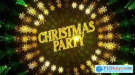 Videohive Christmas Party Invitation 25088699