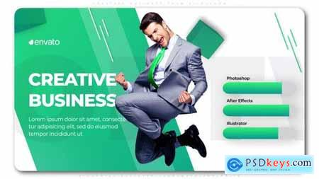 Videohive Creative Business Team Slideshow 25080995