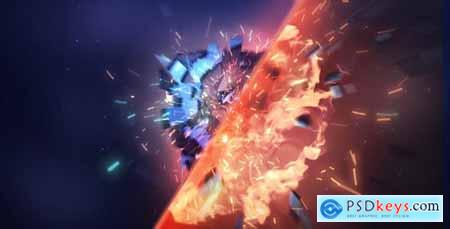 Videohive Time Fracture 19871206