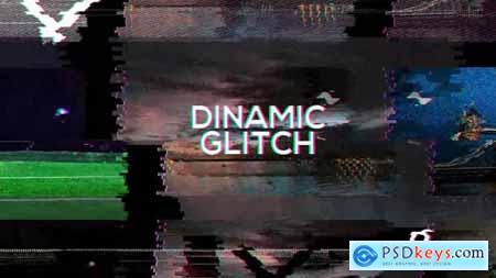 Videohive Fast Glitch Opener 21409090