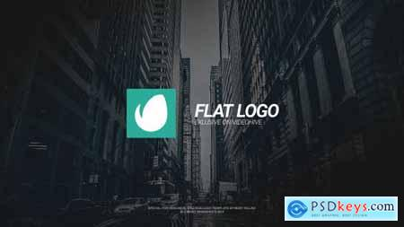 Videohive Flat Logo Project 11884798