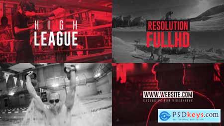 Videohive High League Sport Template 16505058