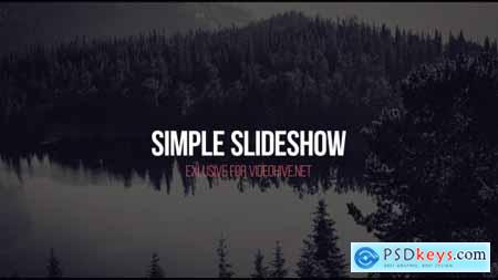 Videohive Simple Inspiration Slideshow 9176865